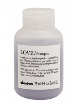 DAVINES ESS. LOVE SMOOTH SHAMPOO 75 ML MINI-20