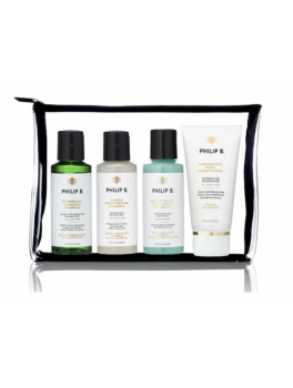 Philip B Travel Kit (4 x 60 ml)-20