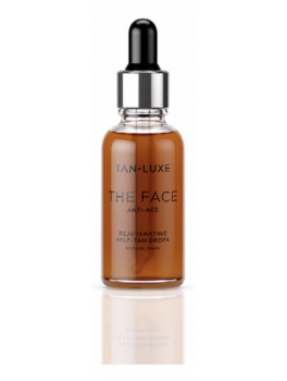 Tan Luxe The Face Anti Age Medium/Dark 30ml-20