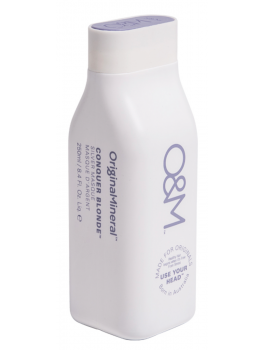 OandM Conquer Blonde Silver Masque 250ml-20