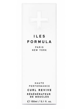 Iiles Formula Curl Revive Spray 150ml NEW-20