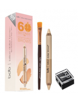 Billion Dollar Brows, 60 Seconds To Contoured Brows Kit-20