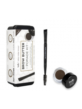 Billion Dollar Brows, Brow Butter Pomade Kit (Farve Taupe)-20