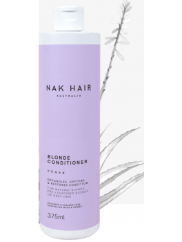 NAK HAIR Blonde Conditioner 375ml-20
