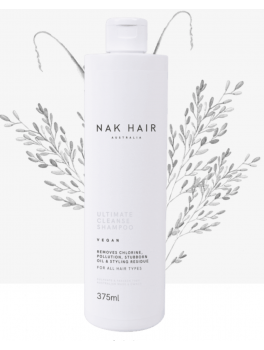 NAK HAIR Ultimate Cleanse Shampoo 375ml-20