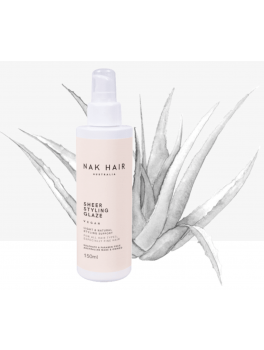 NAK HAIR Sheer Styling Glaze 150ml-20