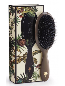 Fan Palm Hair Brush Mink Medium-20