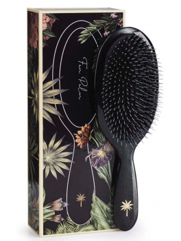 Fan Palm Hair Brush Stardust Large-20