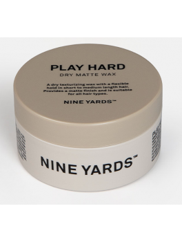 NINE YARDS Play Hard Dry Matte Paste 100ml-20