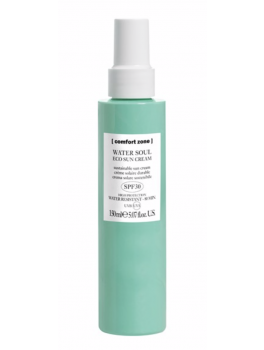 Comfort Zone Water Soul, ECO-FRIENDLY SPF 30 150ml m/pump NYHED-20