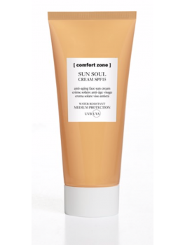 Comfort Zone Sun Soul Face Cream SPF 15 60ml-20