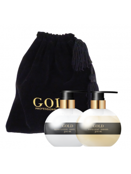 GOLD X-Mas Kit Hand Lotion and Hand Soap-20