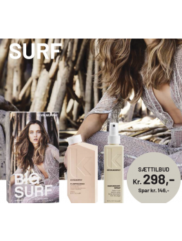 Kevin Murphy BIG SURF sæt Plumping Wash 250ml and Hair.Resort.Spray 150ml-20