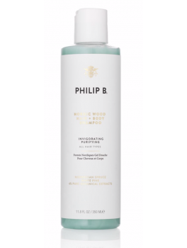 Philip B Nordic Wood One Step Shampoo 350ml-20