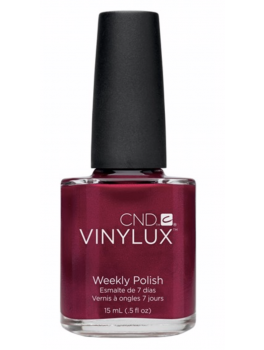 CND Red Baroness, Vinylux #139-20