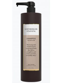 Lernberger and Stafsing Shampoo for Dry Hair 1000ml-20