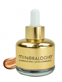 Mineralogie Illuminator Drops, Bronze, highlight-20