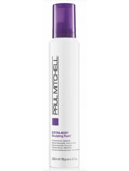 Paul Mitchell Extra Body Sculpting Foam 200ml-20