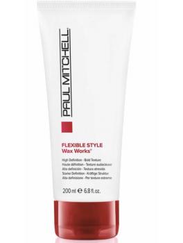 Paul Mitchell Flexible Style Wax Works 100 ml-20