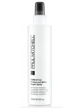 Paul Mitchell Firm Style Freeze and Shine Super Spray 250 ml-20