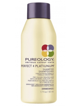 PUREOLOGY Perfect 4 Platinum Shampoo 50ml-20