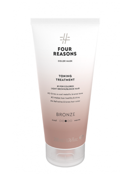 Four Reasons Color Mask Toning Treatment Bronze 200 ml-20
