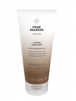 Four Reasons Color Mask Toning Treatment Chocolate 200 ml-20