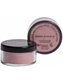 ZenzTherapy MINERAL BLUSH NO 40-20