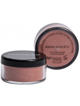 ZenzTherapy MINERAL BLUSH NO 41-20