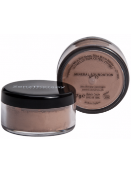 ZenzTerapy MINERAL FOUNDATION NO 20-20