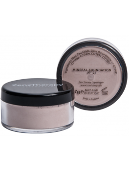 ZenzTherapy MINERAL FOUNDATION NO 21-20