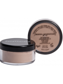 ZenzTherapy MINERAL FOUNDATION NO 22-20