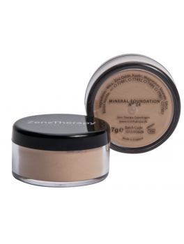 Zenz Therapy MINERAL FOUNDATION NO 24-20