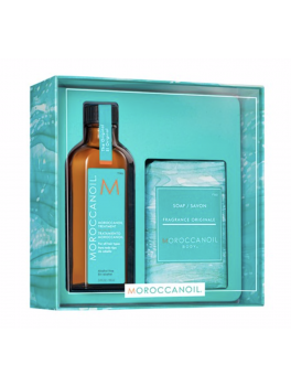 MOROCCANOIL CLEANSE and STYLE DUO, REGULAR-20