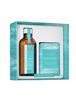 MOROCCANOIL CLEANSE and STYLE DUO, LIGHT-20