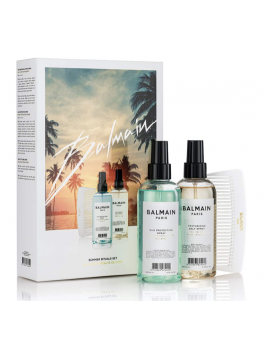 Balmain Summer Ritual Set, SALT SPRAY + SUN PROTECTION + LOMMEKAM-20