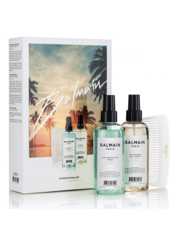 Balmain Luminous Summer Set, SHAMPOO + SUN PROTECTION + LOMMEKAM-20