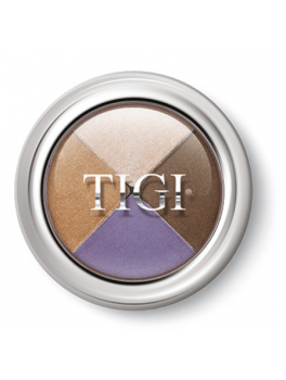 TIGI High Density Quad Eyeshadow, Posh-20