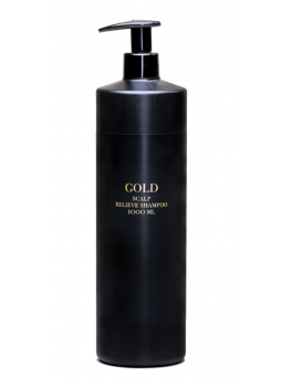 Gold Scalp Relieve Shampoo 1000ml-20