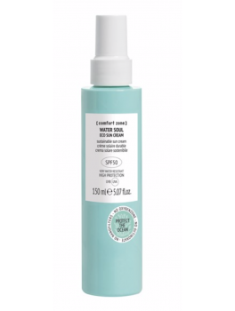 Comfort Zone Water Soul, ECO-FRIENDLY SPF 50 150ml m/pumpe NYHED-20