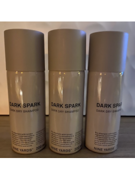 NiINE YARDS Dark Spark Dry Shampoo 3 stk a 200ml-20