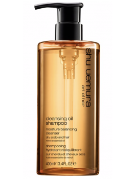 Shu Uemura Cleansing Oil Shampoo Dry Scalp 400ML (orange)-20