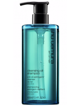 Shu Uemura Cleansing Oil Shampoo Oily Hair 400ml (blå)-20