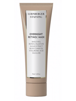 Lernberger and Stafsing Overnight Retinol+ Mask 75ml NYHED-20