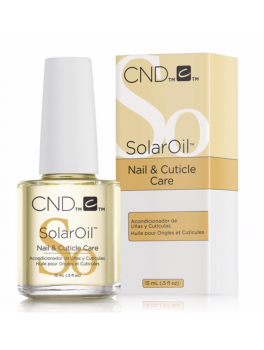 CND SolarOil Nail and Cuticle Condition 15ml.-20