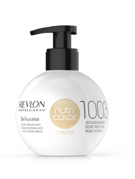 Revlon Nutri Color 1003 Pale Gold 270 ml.-20