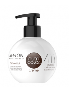 Nutri Color Creme 411 Ash Brown 270 ml-20