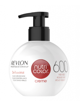 Revlon Nutri Color 600 Fire Red 250 ml. (kommer på lager til oktober)-20