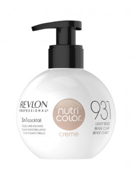 Revlon Nutri Color 931 Light Beige 250 ml.-20