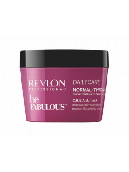 Revlon. Be Fabulous Normal/Thick CREAM Mask 200 ml-20